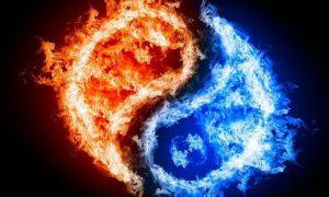 équilibrer son yin et yang flamme jumelle